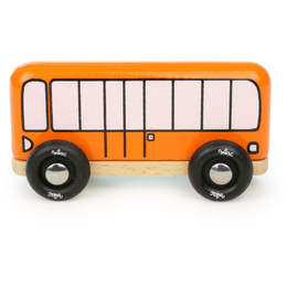 Wooden Toy Mini Bus by Vilac