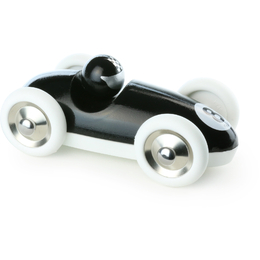 Black Roadster Wooden Toy Car