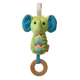 Go GaGa - Chime Asst. (Elephant / Dog)