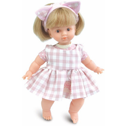 Petitcollin Ecolo Doll Colinette with Basket