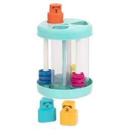 Shape & Sounds Sorter (Blue) by Battat