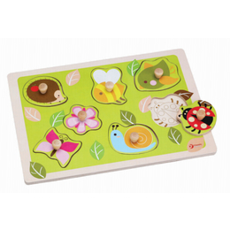 Garden Puzzle by Classic World