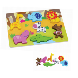 Wild Animal 3D Puzzle by Classic World