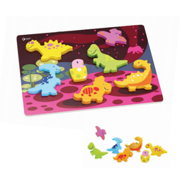 Dinosaur 3D Puzzle by Classic World