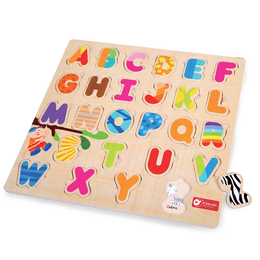 Alphabet Puzzle by Classic World