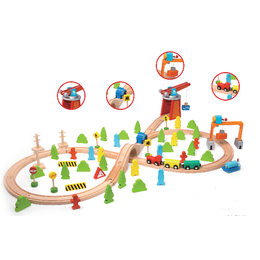 75 Train Set by Classic World