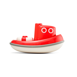 Tug Boat - Red by Kid O