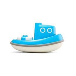 Tug Boat - Blue by Kid O