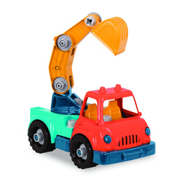Take-Apart Crane Truck by Wonder Wheels