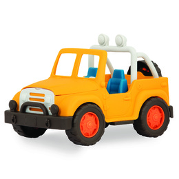 4 x 4 Cruiser by Wonder Wheels - Yellow